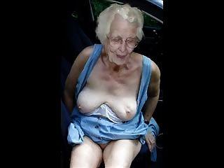 뜨겁고 흥분 할머니