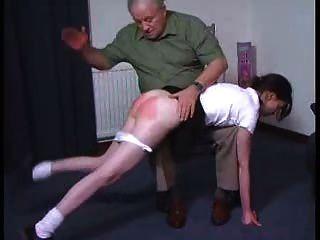섹시한 여자가 otk 볼기를 가져옵니다.
