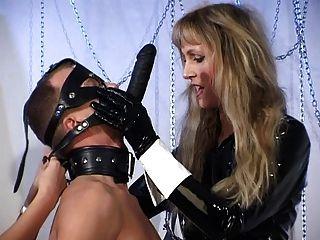 여주인과 그녀의 노예