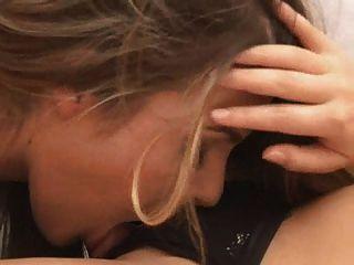 에바 미소와 자라 레즈비언 장면