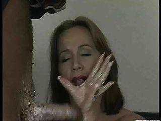 뜨거운 섹시한 milf 크림을 사랑해!