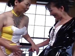 일본 할머니 # 14