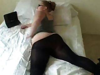 아름 다운 엉덩이 가진 소녀