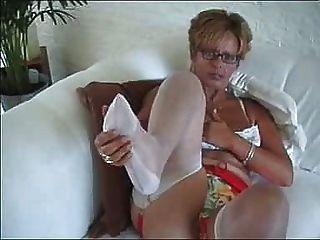 아내 스타킹
