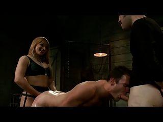 : 내 멍청한 남자의 좋은 성적 굴욕 : ukmike 비디오