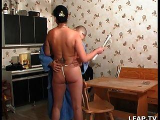 sexe 항문 tous les coins de la maison