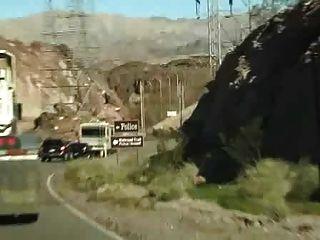 차에 주무르기
