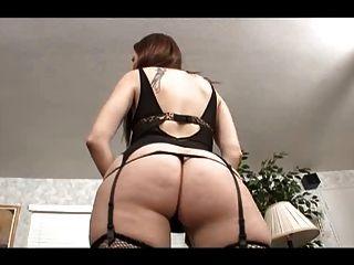 큰 엉덩이 아름다움 미스 레이디