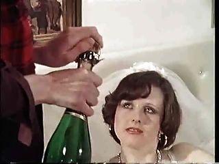 빈티지 결혼식 난교
