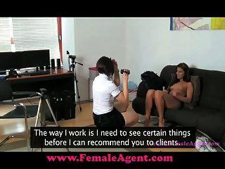내가 당신을 맛보고 싶어하는 여성 직원