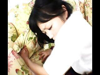 일본 여자 엉덩이 직업 (무수정)