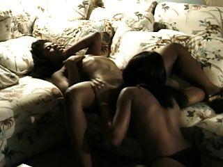 흑인 레즈비언 레즈비언 장면