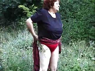 할머니는 야생에