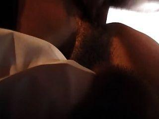 모피 코트의 섹스 항문