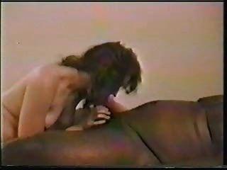 매춘부 아내가 BBC # 24.에 의해 creampied 도착