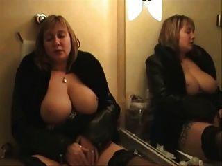 영국 milf 호텔 방