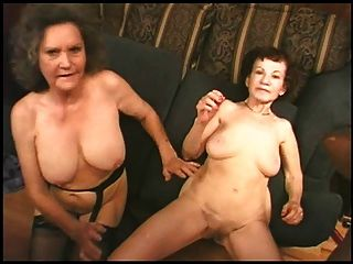 geriatric 매춘부가 행동에!