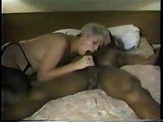 오래 된 스타킹은 그녀의 검은 수탉 고침, 2 2