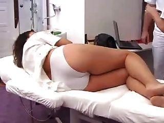 임산부의 전체 gyno 시험