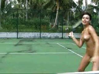 테니스 좋아하니?