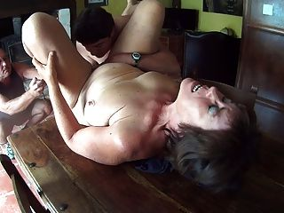테이블 섹스