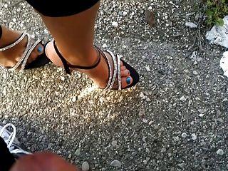 구두 닦기, 신발 발굽 사정