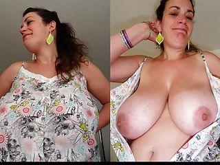 옷을 입은 누드 비디오 사진 모음 3