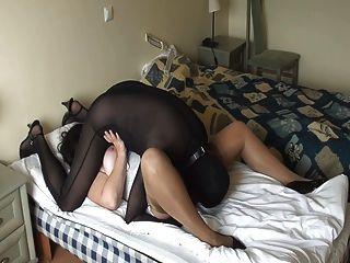 내 팬티 스타킹과 섹스 gf part 2 of 3