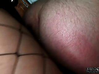 pinkoshemales 여자 경찰은 엉덩이에 망할 도착