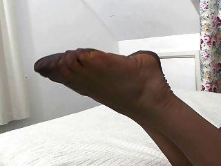 발을 위해 죽을