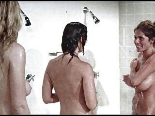 에서 샤워 장면.감옥 소녀, 빈티지