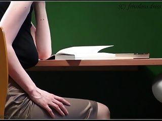 도서관에 브래지어가 없다.