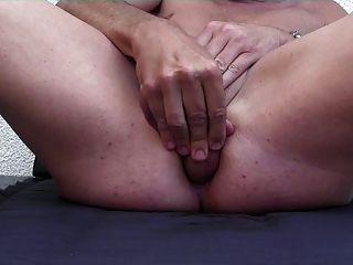 내 엉덩이에 내 거시기