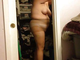 아내는 그녀의 팬티 hoes에 넣어, bbw 본문 이상의 검은 거들