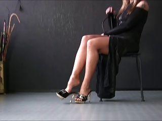 섹시한 여자 4 섹시한 발 뒤꿈치