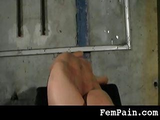 극도의 체벌