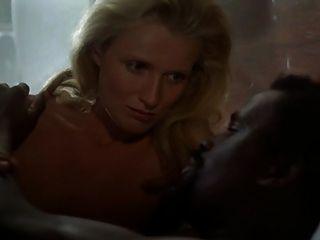 흑인 남자 softcore interracial와 금발 백인 여자