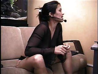 브라질 오르가즘에 자위 3