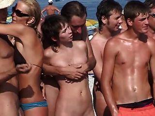 러시아 나체 주의자 캠프