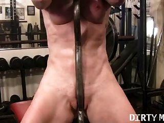 체육관 장비의 새로운 사용법