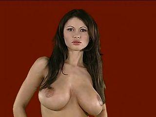 아름다운 큰 가슴 veronica zemanova (웃기는 bloopers)