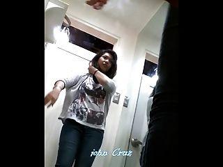 boso voyeur 탈의실에 숨어있는 cam pinay teen 피팅