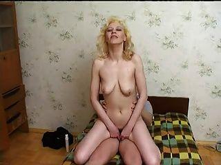 섹시한 성숙한 여인과의 섹스