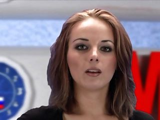 러시아어 moskow girl tv alena와 jana