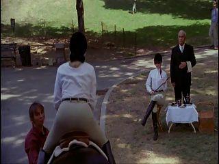 말을 타다