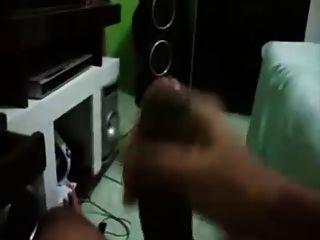 큰 검은 자지 (솔로) 공포 # 1