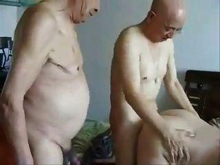일본 할아버지와 할머니