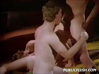 빈티지 그룹 게이 트윙크 하드 코어