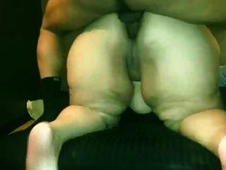 뜨거운 엉덩이에 뜨거운 짐
