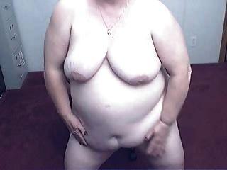 뚱뚱한 할머니 캠 r20에